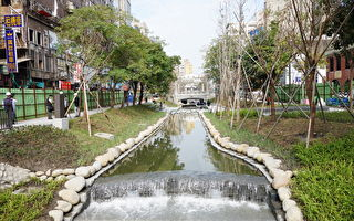 台中市绿川整治 估年前开放水岸步道