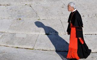 中國合法主教遭逼退 陳日君:教宗下令調查