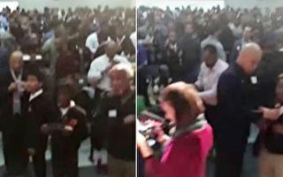 中学安排父子活动 没想到600男子涌入 送来最暖心礼物