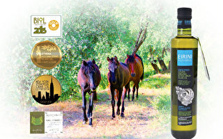 Eirini Plomariou未過濾有機初榨橄欖油
