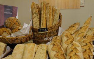 台法主廚交流 分享法國麵包樸實原味