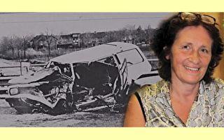 車禍後30年行走困難 讀《轉法輪》4個月「開跑」