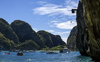 泰國皮皮島快艇起火爆炸 多名中國遊客重傷
