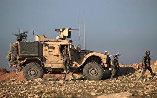 对IS下最后通牒 美军官:投降或被打死
