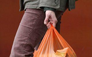 塑料购物袋 英国小商店也要收钱了