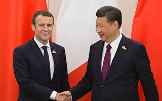 马克龙告诉习近平:关注港局势 支持一国两制