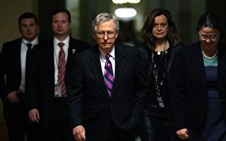 参议院未通过开支法案 美政府将关门
