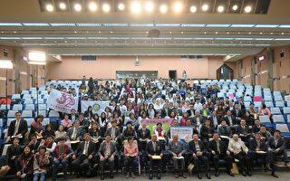 国际扶轮办华台语比赛 演讲过程趣味欢乐
