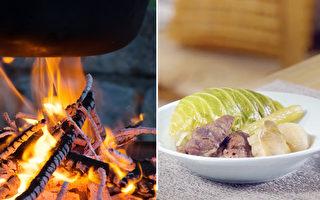 """小寒正是吃锅时 能炖一天的料理""""火上锅"""""""