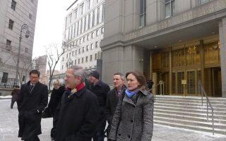 何志平紐約否認控罪 保釋申請又泡湯