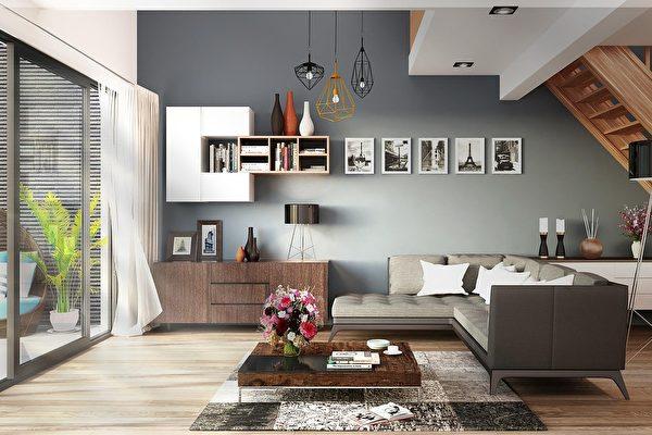 室内设计中 负空间 的作用 室内布局 大纪元