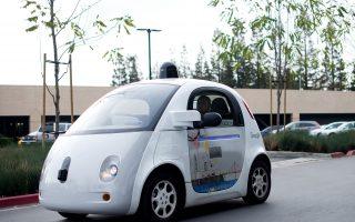全球推無人車 2030年里程數達四成