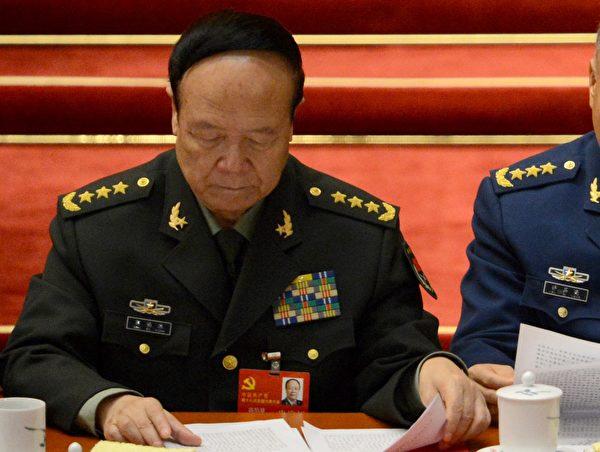 郭伯雄。(GOH CHAI HIN/AFP/Getty Images)