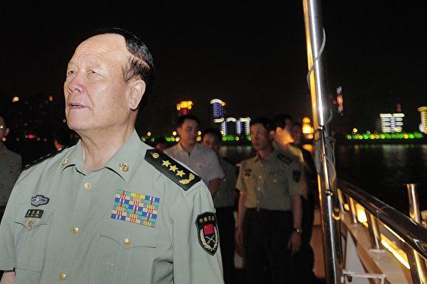 中共軍委聯合參謀部原參謀長房峰輝已落馬。他被指是郭伯雄的親信。圖為郭伯雄。(STR/AFP/Getty Images)