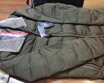 五律:冬衣