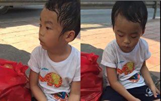 不想上學?泰國辣媽帶5歲兒「上街拾荒」 結果超讚