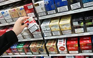 香烟价格过去2年悄涨 烟草公司利润暴增