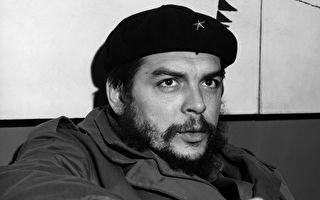 切·格瓦拉资料图,其头戴红星贝雷帽的桀骜头像已成为反主流文化的象征。(AFP/GettyImages)