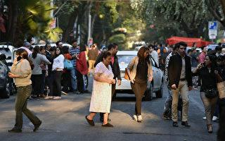 墨西哥南部7.2级强震 2人死亡 百万户停电