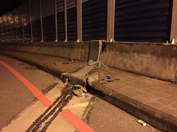 台花蓮地震2死百餘傷 7棟建物坍塌