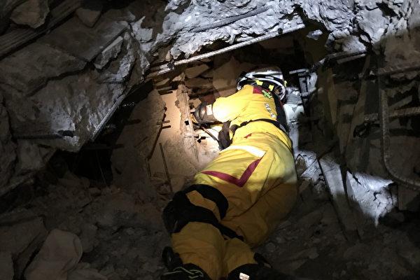 台花莲地震 搜救人员持续抢救失联5陆客