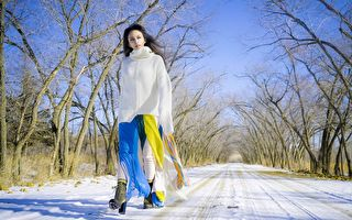 Faye赴內蒙拍MV 與陸明譜「冰雪奇緣」