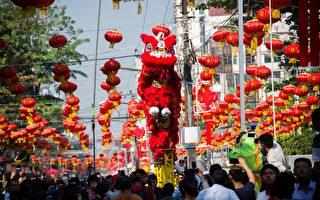 组图:亚太华人欢喜迎新年 充满浓浓年味