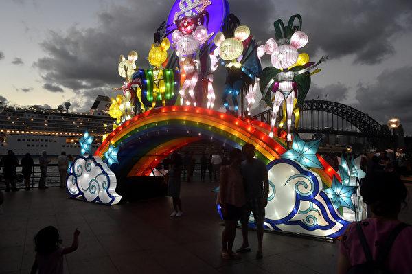 AUSTRALIA-LUNAR-NEW YEAR
