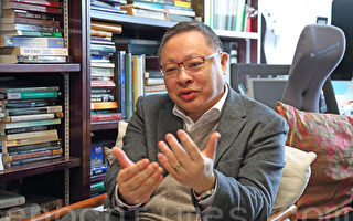 抗中共威權 戴耀廷:守護法治 港人要發聲