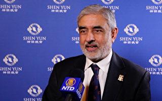 神韵保存中华文化 前市长赞:迈出伟大一步