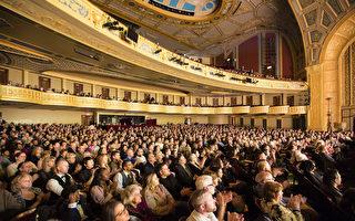 神韵底特律场一票难求 观众赞划时代的音乐