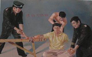 刑讯逼供 安徽公安牙签插手指 当事人提告