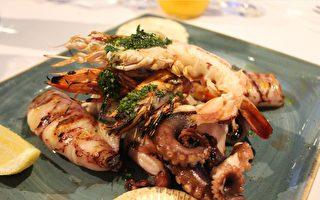 到Rhodes来Oliveto意大利餐馆品味优雅