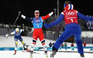 挪威38岁老将比约根 成冬奥奖牌最多选手