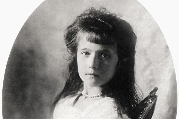 中國大陸網民:神祕之花——被蘇共殺害的沙俄公主安娜斯塔西婭