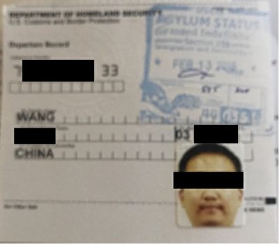 ICE扫荡南加 为何抓合法庇护华人