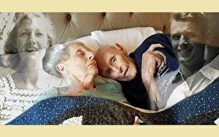 出生只差14天 結婚70年伉儷相隔14小時而逝