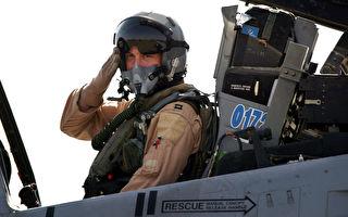 飛了18年 這天 這名美軍飛行員被空中的一幕驚呆了