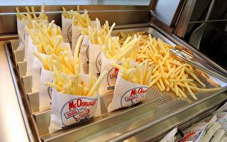 日本新研究:麥當勞炸薯條可治禿頭