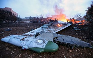 俄战机在叙利亚被击落 飞行员遭杀死