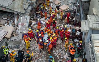 花莲强震遭埋19天 最后2名罹难者移出 均为中国游客