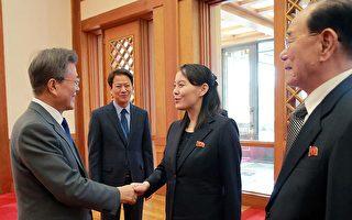 日专家解读金与正访韩之旅 笑脸装出来的?