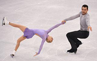 美滑冰選手出場 朝鮮啦啦隊有人鼓掌被抓包