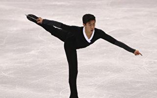 花滑6个四周跳 美18岁华裔小将创奥运纪录