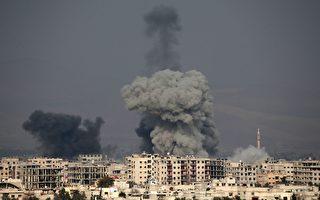 """叙利亚政府""""持续轰炸"""" 致200平民丧生"""