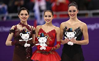 冬奧女子花滑 15歲天才少女為俄摘首金