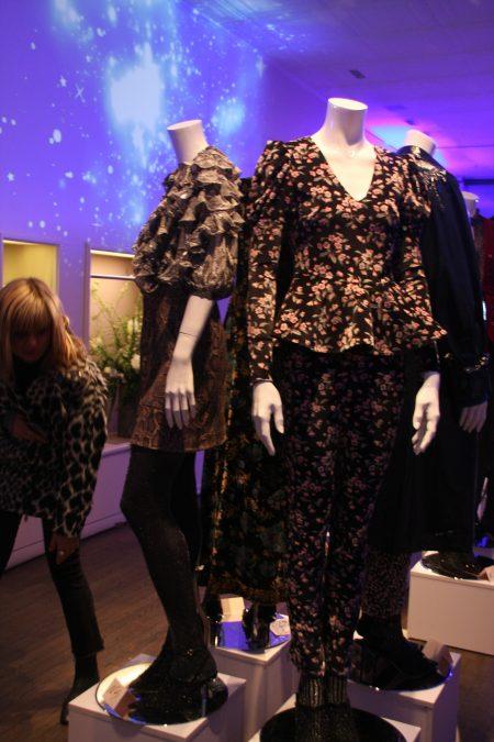 纽约时装设计师瑞贝卡泰勒作品。