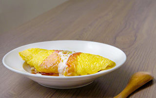 吃得到幸福的料理:欧姆蛋包饭