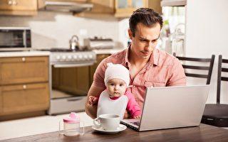 加國研究:單身父親早逝風險高