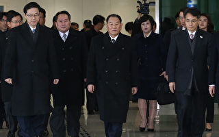 韓國總統府:朝鮮想和美國展開對話